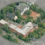 Emil Molt Schule Berlin aus der Luft