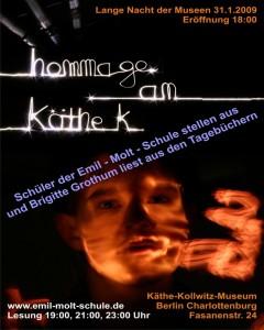 Hommage an Käthe Kollwitz